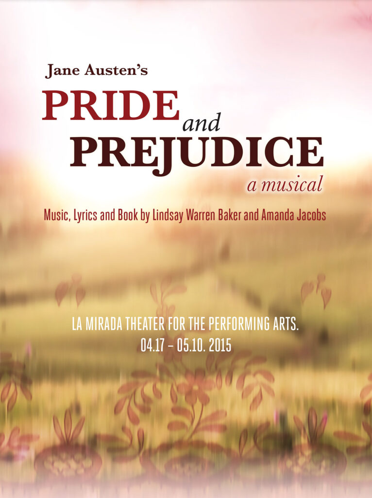 Jane Austen's Pride and Prejudice at La Mirada Theatre for the Performing Arts