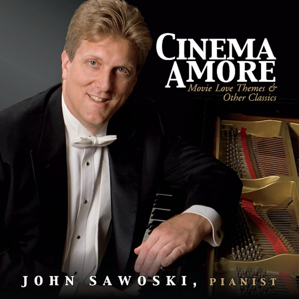 Cinema Amore CD and Free Sample