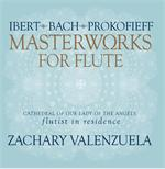 Zachary Valenzuela, Flute, with John Sawoski, Piano -Excerpt – Jacques Ibert Concerto for Flute and Orchestra_ I. Allegro